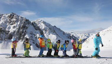 CHOUETTE ! Groupe ski chasse la neige
